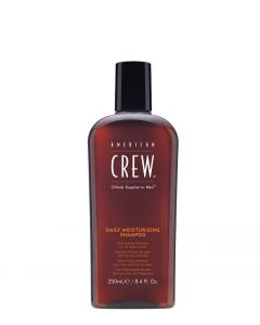 American Crew Daily Moisturizing Shampoo, 250 ml.