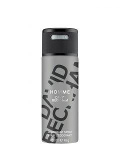David Beckham Homme Deodorant spray, 150 ml.
