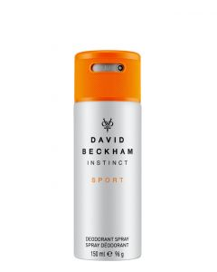 David Beckham Instinct Sport Deodorant spray, 150 ml.