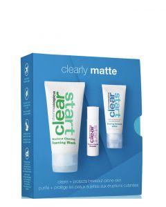 Dermalogica Clearly Matte Skin Kit