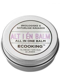 Ecooking Alt I En Balm, 30 ml.