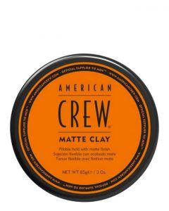 American Crew Matte Clay, 85 ml.