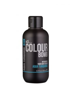 IdHAIR Colour Bomb Aqua Turquoise 821, 250 ml.