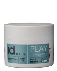 IdHAIR Elements Xclusive Tough Texture Wax, 100 ml.