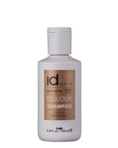 IdHAIR Elements Xclusive Colour Shampoo, 100 ml.