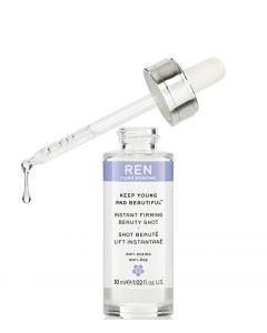 REN Skincare Instant Firming Beauty Shot, 30 ml.
