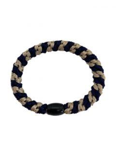 JA•NI Hair Accessories - Hair elastics, The Blue & Grey