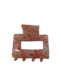 JA•NI Hair Accessories - Hair Clamps Sofia, The Pink Marble