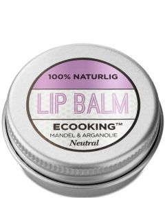 Ecooking Lip Balm Neutral, 15 ml.