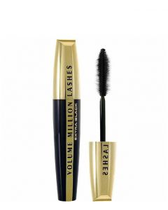 L'Oréal Paris Volume Million Lashes Mascara Extra Black, 9 ml.