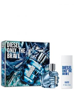 Diesel Only The Brave Pour Homme Giftset