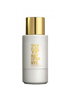 Carolina Herrera 212 VIP Body lotion, 200 ml.