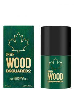Dsquared2 Green Wood Men Deodorant stick, 75 ml.