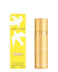 Nina Ricci Lair Du Temps Deodorant spray, 100 ml.
