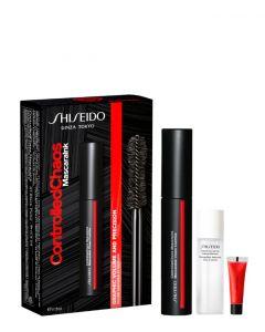 Shiseido Mascara Ink CC Mascara/e&l remover 30/lips 516, 60 ml.