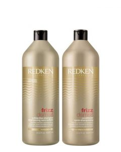 Redken Frizz Dismiss Duo, 2 x 1000 ml.