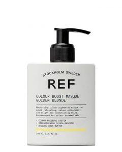 REF Colour Boost Masque Golden Blonde, 200 ml.