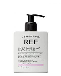 REF Colour Boost Masque Plat Blonde, 200 ml.