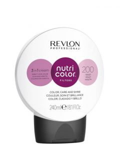 Revlon Nutri Color Filters 200 Violet, 240 ml.